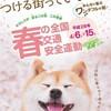 平成28年・春の全国交通安全運動は4月6日~15日