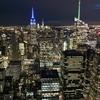 ニューヨーク旅行の写真
