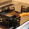 10年愛用の工房アイザワ純銅製卵焼き器