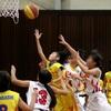 バスケ・ミニバス写真館62 一眼レフで撮影したバスケットボール試合の写真