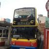 2012/12/31 CX615 香港>バンコク