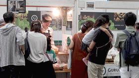 パンマルシェのプチイベント「こどもまつり2018 with パンマルシェ」へ行ってきました!