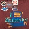 Hacktoberfestに参加しビールの本場ドイツからTシャツが届いた
