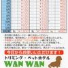 1月7日(月)~1月11日(金)の間、お年玉💰値引きトリミングシャンプーカットコース・セルフシャンプー