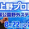 2017.8.25 大日本プロレス「夏の上野プロレス祭り2017 最終日・第1部」 東京・上野恩賜公園野外ステージ