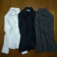 季節の変わり目は服の断捨離を。
