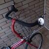 自転車ミラーがうまく装着できない