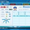 加藤武治(2006年) パワナンバー【パワプロ2020】