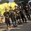 福島県郡山市でジャニーズ軍団が炊き出しボランティア 「元気をもらいました」「支えになる、ありがとう!」