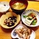 娘の作った料理 ディナー編(^_^)