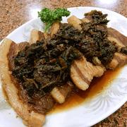 台湾客家料理の素晴らしさよ…!御徒町「新竹」の梅菜扣肉は豚肉がトロトロホロホロで文句なしの美味しさ