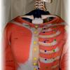 人体モデルを経穴教材へ