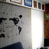 賃貸でも壁紙DIY!原状回復が出来る方法で貼った壁紙を1年後に剥がしてみた!