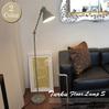 トゥルクフロアーランプS(TURKU Floor Lamp S) HERMOSA