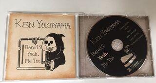 【レーベル直販(通販限定)】Ken Yokoyamaの『Bored? Yeah, Me Too』を聴いた!