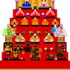 おひなさま・三人官女・五人囃子…ひな人形の種類と意味を分かりやすくご紹介!