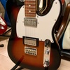 Fender Player Series TELECASTER HHのレビュー