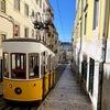 【リスボン】急斜面を登るならケーブルカーで〜Ascensor da Bica