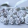 kawara pierce & earring *rose*
