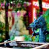 【兵庫へプチ旅行】「神戸」の由来となった生田神社を参拝してみた