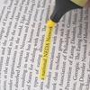 【文房具レビュー】STABILO BOSS(ボス) ドイツ生まれの蛍光ペン!