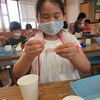3年生:図工 ゴムゴムでスルスル