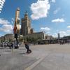 ポーランド旅行[08](2018年6月) ワルシャワ観光スポット:文化科学宮殿、ショッピング・モール
