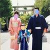 【七五三前撮り】家族で和装!!人力車に乗って、浅草寺でロケ撮してきました。