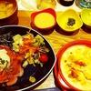 chawan@大井町店(とろとろ赤身肉のローストビーフごはん)
