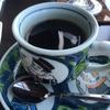 朝早くにコーヒーを飲みたい!