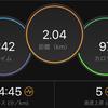 【ランニング日誌】ちょこっと走って、サーキットトレーニング! #238点目