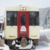 おいこっと普通列車で雪の飯山線 -豪雪地帯を行く④