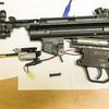CYMA MP5Kクルツ(CM041K) 分解して清掃