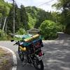 【#信州遠山郷ツーリング】モトカフェ木沢小学校とSRキャンプツーリング その1