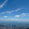 小豆島が見えました。今年2回目です。