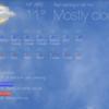 GeekToolでお天気表示 改訂版