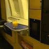 シンガポール1泊2日弾丸ひとり旅 ANAビジネスクラスの機内食とシルバークリスラウンジ