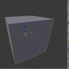 3Dプリンター用データをBlenderで作る②基礎