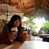 【ケイブカフェ】天然の鍾乳洞カフェ・珊瑚で賠煎した豆で淹れるコーヒー