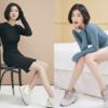 韓国ファッション,俳優のソン·ヘギョ,スニーカーズファッション