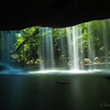 新緑深まる熊本県の鍋ヶ滝を撮影してきました。
