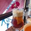 エスプレッソソーダー飲みました。 Bewley's Oriental Cafe in Dublin🚲