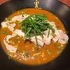 赤いかれー麺(実之和/赤坂)