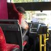 トリーアからルクセンブルクまで7€の路線バスで移動する