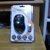 ひさびさの商品レビュー・・・2.4GHzワイヤレスマウス「M7112GB(ユニーク)」
