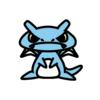 チルタリス(ポケモン)の色のぷちゴン|ぷちゴン