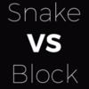「Snake VS Block」ドはまり系!強制スクロール左右スワイプアクション