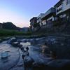 世界屈指のラジウム温泉「三朝温泉」
