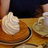シロノワールと名古屋のちょっと贅沢な朝ご飯。と、きしめん。