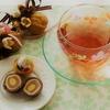 花の香りに酔いしれながらリラックス&デトックス❀ オーストリア土産モーツァルトチョコとともにいただくローズブレンドティー